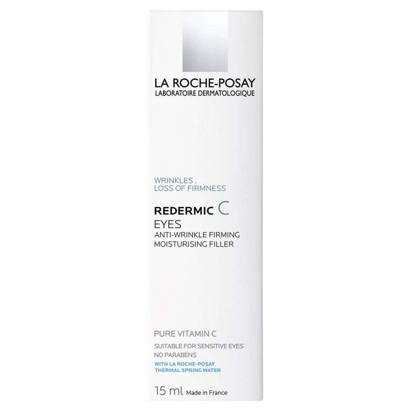 La Roche-Posay Redermic Vitamin C Eye Cream 15mL - Vital Pharmacy Supplies