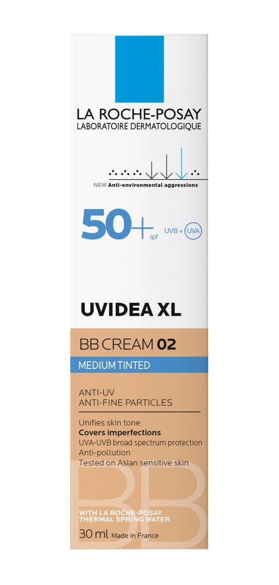 La Roche-Posay Uvidea XL BB Cream SPF50 30mL - Vital Pharmacy Supplies