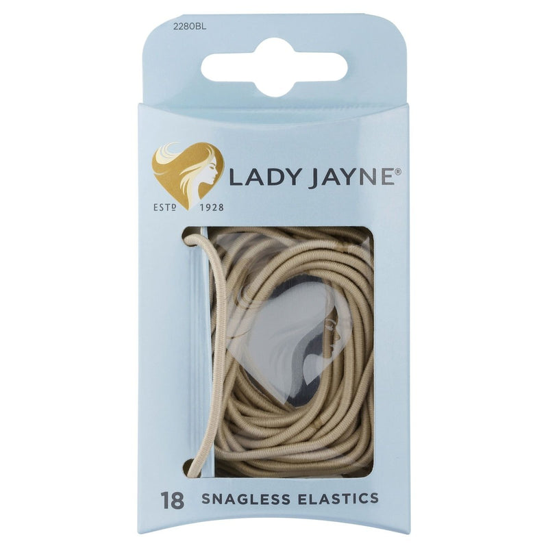 Lady Jayne Snagless Elastics 18 Pack - Vital Pharmacy Supplies