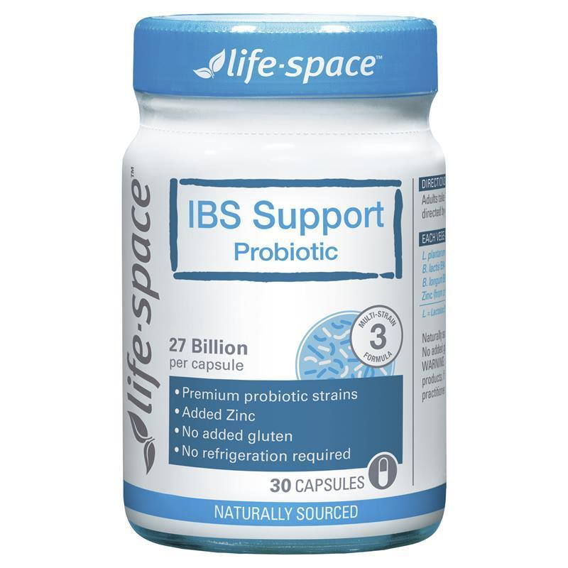 Life-Space IBS Support Probiotic 30 Capsules - Vital Pharmacy Supplies