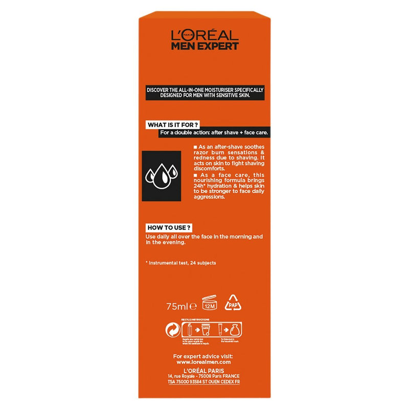 Loreal Paris Men Expert Hydra Energetic All-in-One Moisturiser 75mL - Vital Pharmacy Supplies