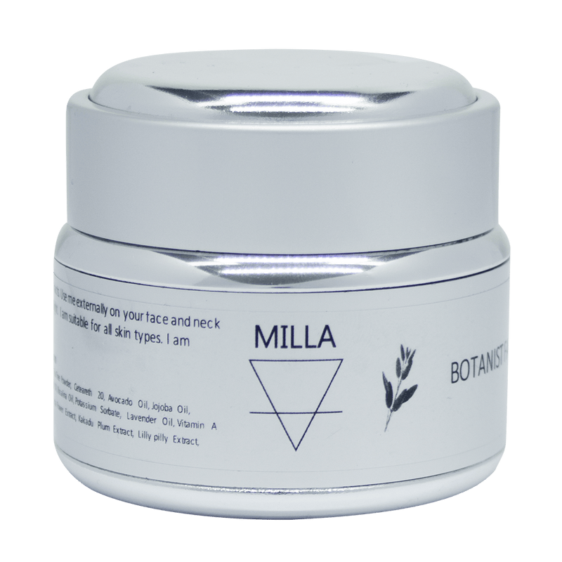 Milla Face Botanist Face Scrub 50g - Vital Pharmacy Supplies