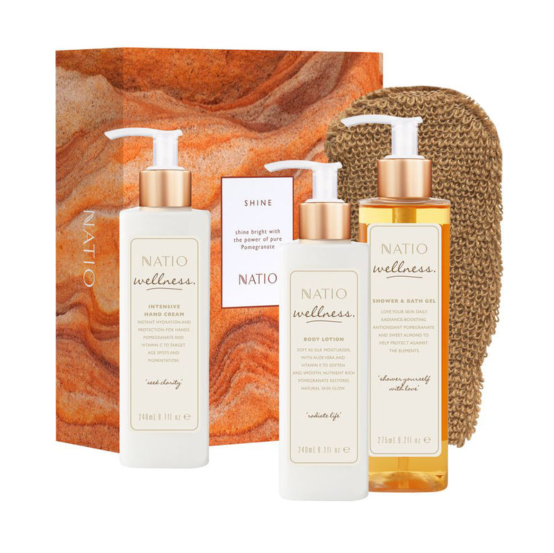 Natio Shine Gift Set