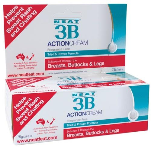 Neat 3B Action Cream 75g - Vital Pharmacy Supplies