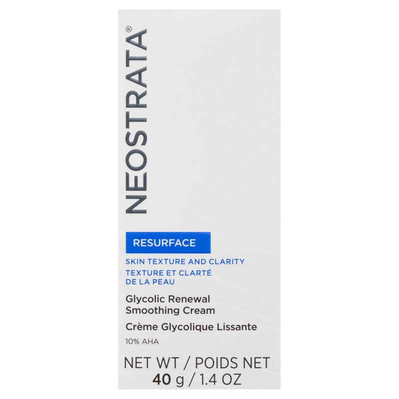 NEOSTRATA Resurface Glycolic Renewal Smoothing Cream 40g - Vital Pharmacy Supplies