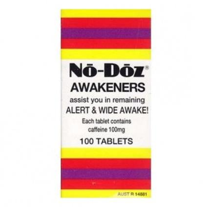 No-Doz 100 Tablets - Vital Pharmacy Supplies