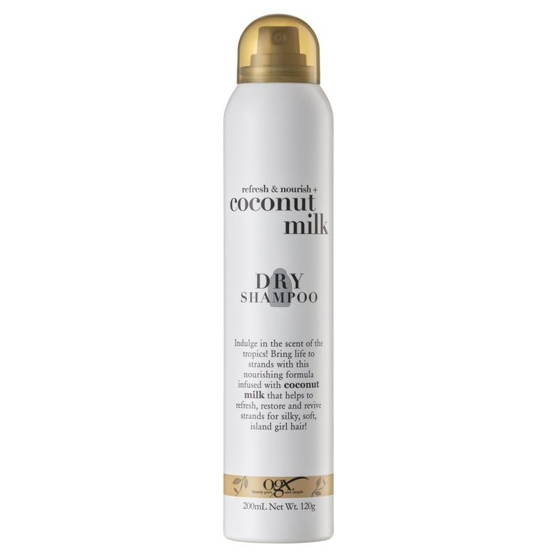 OGX Refresh & Nourish Dry Shampoo 200mL