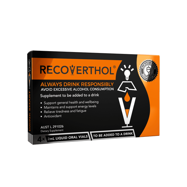 Recoverthol Liquid Oral Vials 4 X 2mL - Vital Pharmacy Supplies