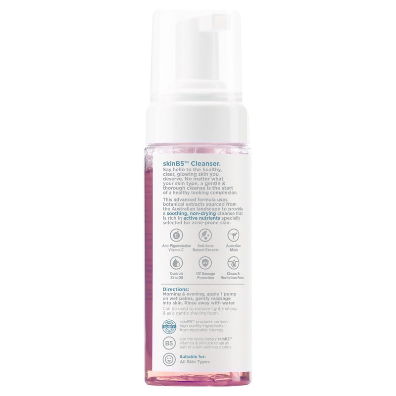 SkinB5 Acne Control Cleansing Mousse 150mL - Vital Pharmacy Supplies