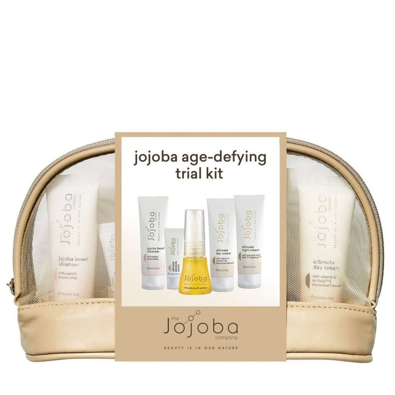 The Jojoba Company Jojoba Ultimate Travel Kit - Vital Pharmacy Supplies