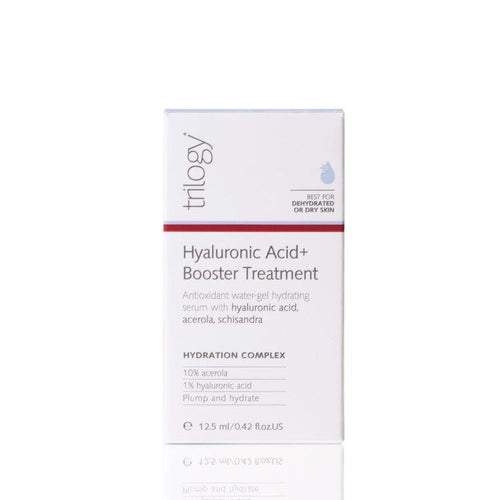 Trilogy Hyaluronic Acid + Booster Treatment 12.5mL