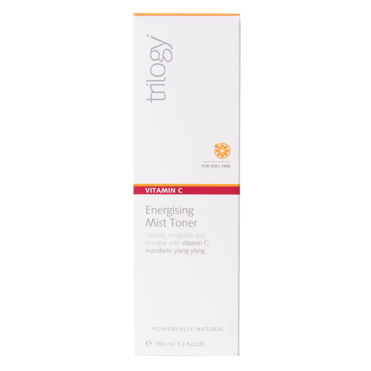 Trilogy Vitamin C Energising Mist Toner 100mL - Vital Pharmacy Supplies