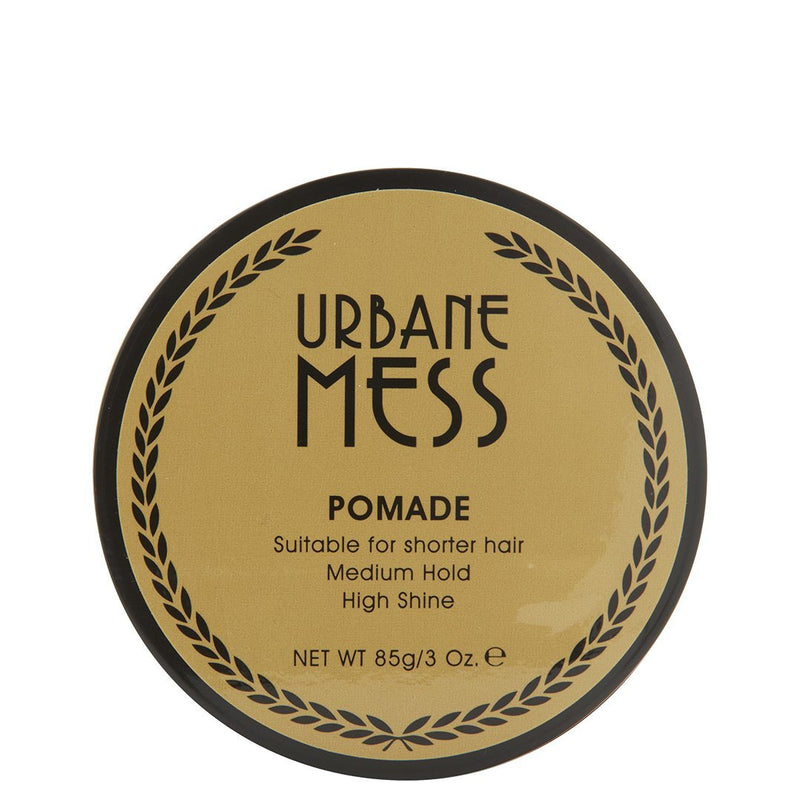 Urbane Mess Pomade 85g - Vital Pharmacy Supplies