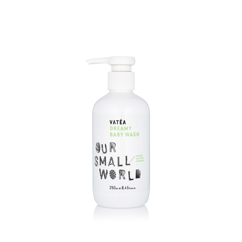 Vatea Dreamy Baby Organic Wash 250mL - Vital Pharmacy Supplies