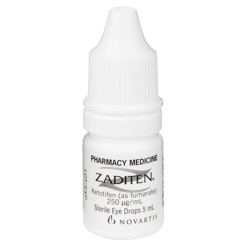 Zaditen Eye Drops 5mL - Vital Pharmacy Supplies