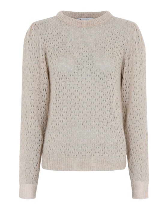 Nanett knitted blouse