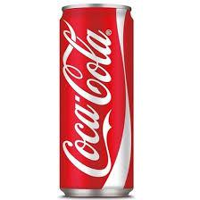 'COCACOLA LATTA 33CL - 90GRAMMI