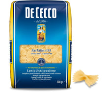 Load image into Gallery viewer, 'FARFALLE Nº93 500GR DE CECCO - 90GRAMMI