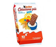 Load image into Gallery viewer, KINDER COLAZIONE PIU' 300GR - 90GRAMMI