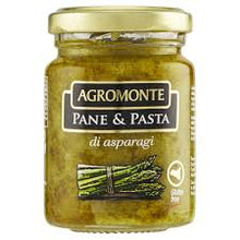 Load image into Gallery viewer, 'PANE & PASTA ASPARAGI 106GR AGROMONTE - 90GRAMMI