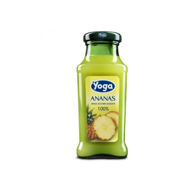 YOGA SUCCO MAGIC ANANAS 20CL - 90GRAMMI