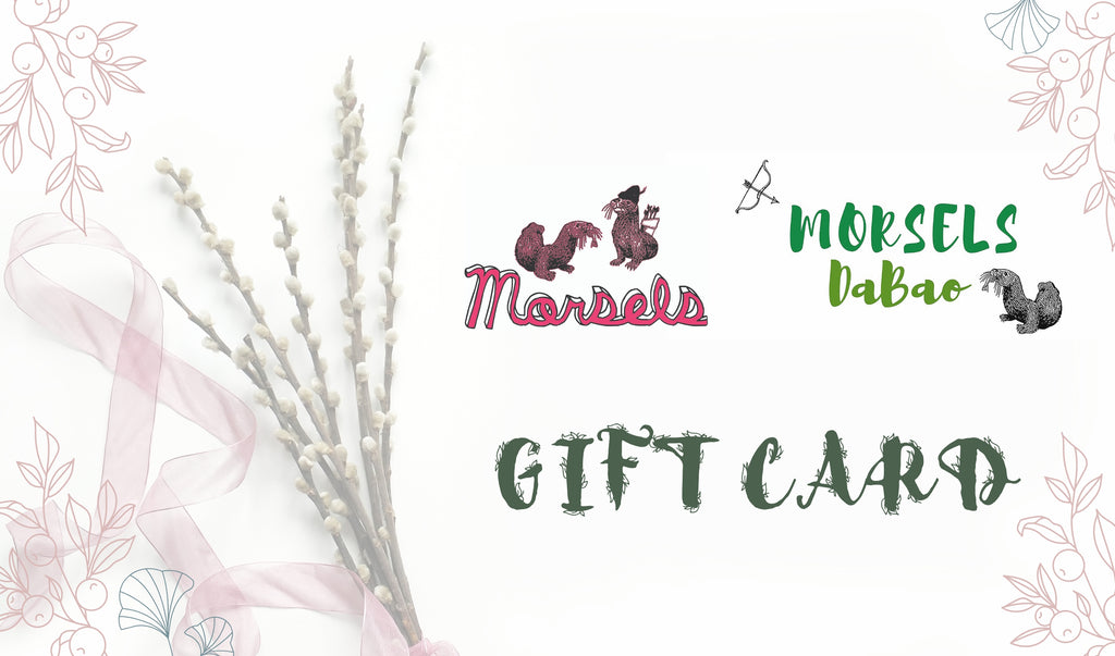 MORSELS GIFT CARD