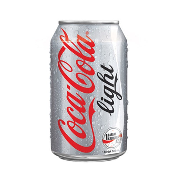 Coke Light (330ml can)