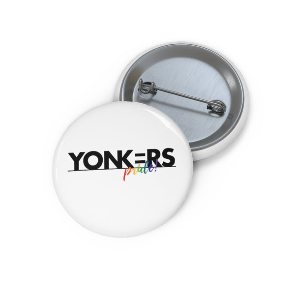 Yonkers Pride Pin Buttons