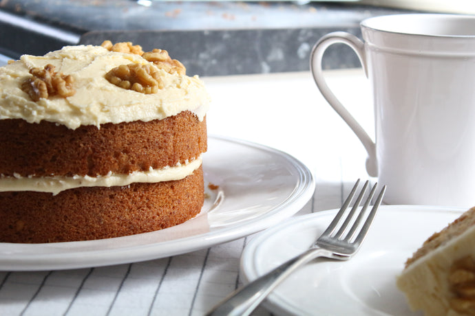 Coffee & Walnut Cake - A Recipe That Everyone Loves!