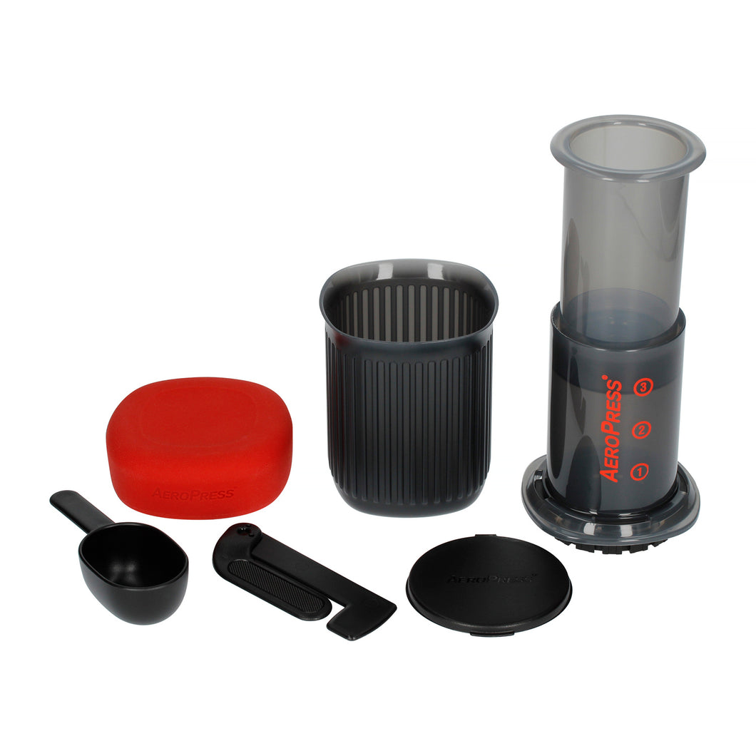 AeroPress Go Travel Coffee Press & Espresso Maker Kit