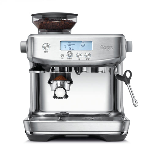 Sage the Barista Pro Bean-To-Cup Coffee Machine with Grinder - Brushed Stainless Steel