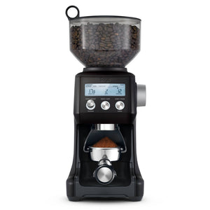 black truffle Sage the Smart Grinder Pro coffee grinder