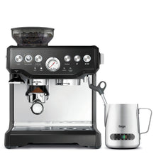 Load image into Gallery viewer, Sage the Barista Express Bean-To-Cup Coffee Machine with Grinder - Black Sesame