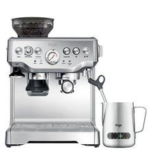 Load image into Gallery viewer, Sage the Barista Express Bean-To-Cup Coffee Machine with Grinder - Brushed Stainless Steel