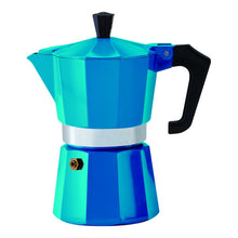 Load image into Gallery viewer, Pezzetti Moka Pot Coffee Maker - 6 Cup Espresso