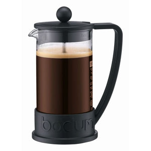 Bodum Brazil Cafetiere - 3 Cup French Press Coffee Maker (350ml)