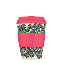 Load image into Gallery viewer, Like, Totally! Reusable Bamboo 12oz Ecoffee Cup with Lid
