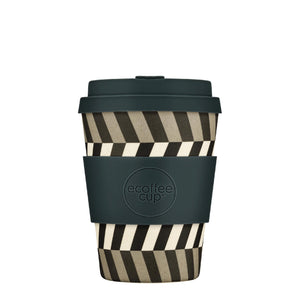 Look Into My Eyes Reusable Bamboo 12oz Ecoffee Cup with Lid