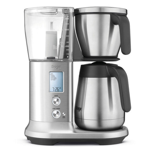 The Sage Precision Brewer Thermal - Brushed Stainless Steel