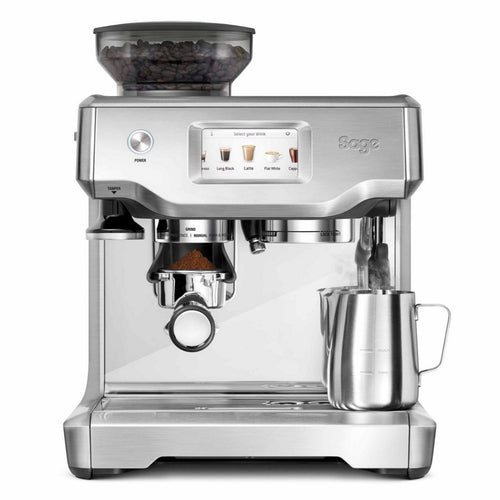 Sage the Barista Touch - Brushed Stainless Steel