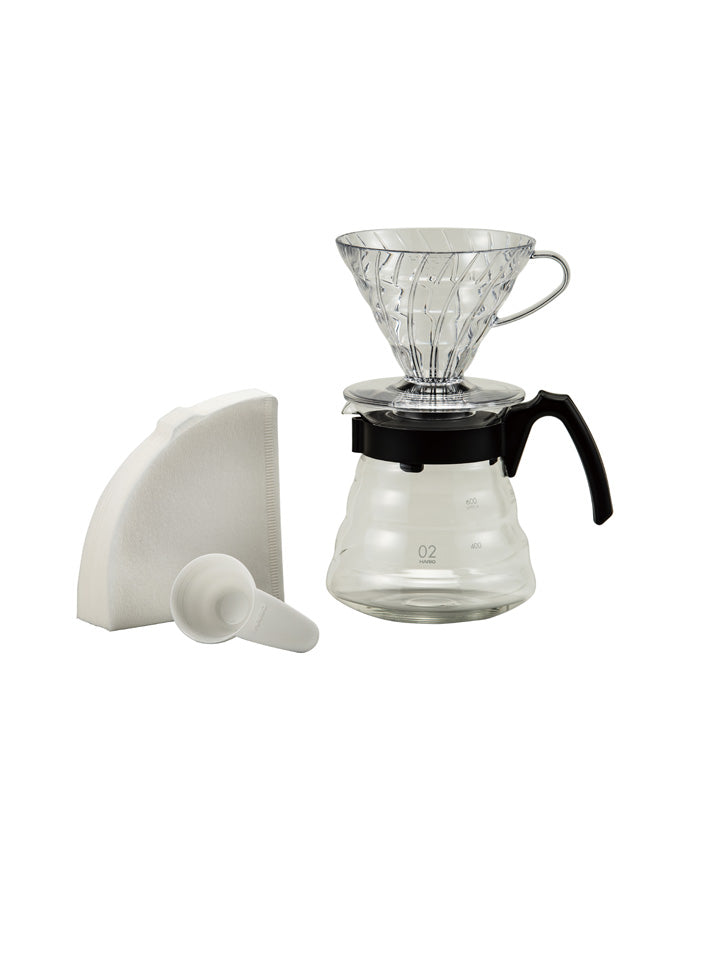 Hario Craft V60 Size 02 Coffee Dripper Kit