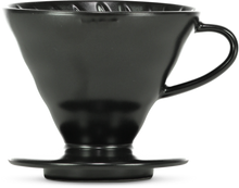 Load image into Gallery viewer, Hario V60 Ceramic Coffee Dripper - Pour Over Filter, Drip Coffee Maker