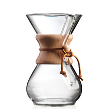 Load image into Gallery viewer, Chemex 6-Cup Classic Coffee Brewer