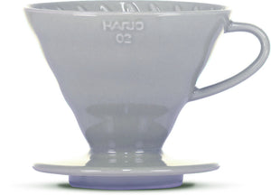 Hario V60 Ceramic Coffee Dripper - Pour Over Filter, Drip Coffee Maker