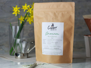 Primavera - Spring Coffee Blend - Whole & Ground Roasted Coffee Beans