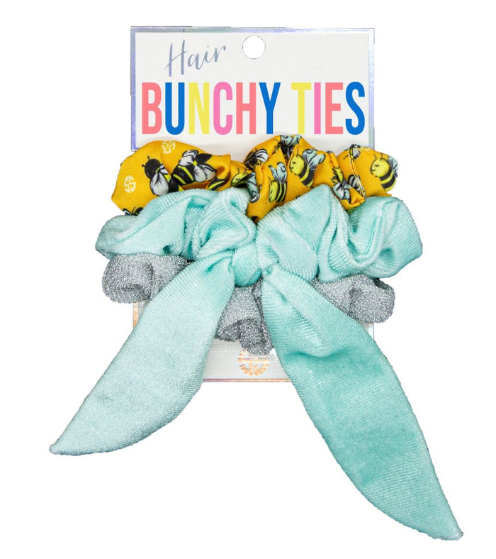 Simply Southern Bunchy Ties - Bee