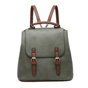 Brooks Versatile Backpack - Olive