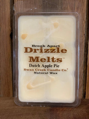 Swan Creek Candles - Drizzle Melts - Dutch Apple Pie