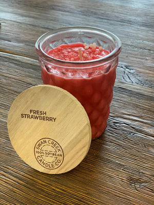 Swan Creek Candles - Timeless Collection - Fresh Strawberry
