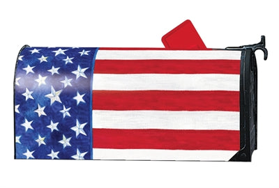 Mailbox Cover - Stars and Stripes Forever